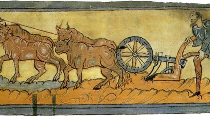 Medioevo, nuove tecniche agricole e le curtis