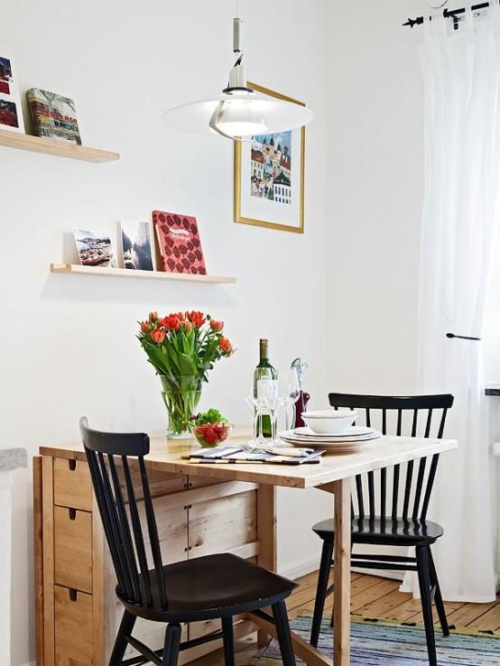 Come arredare un piccolo soggiorno pranzo: 10 idee e ...