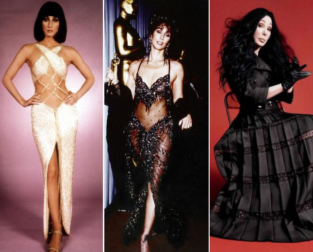 Icone di stile femminili: Cher