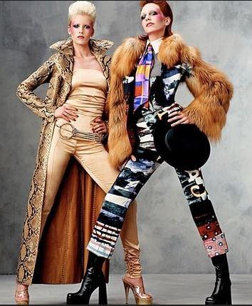 Glam Rock cosa indossare nello stile delle star
