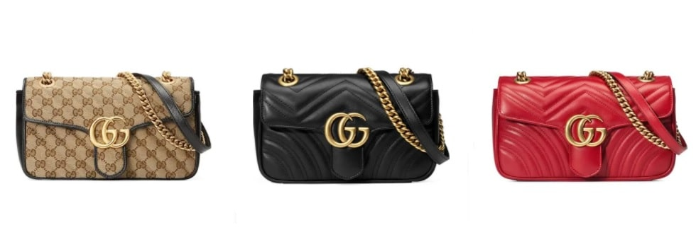 GG Marmont by Gucci