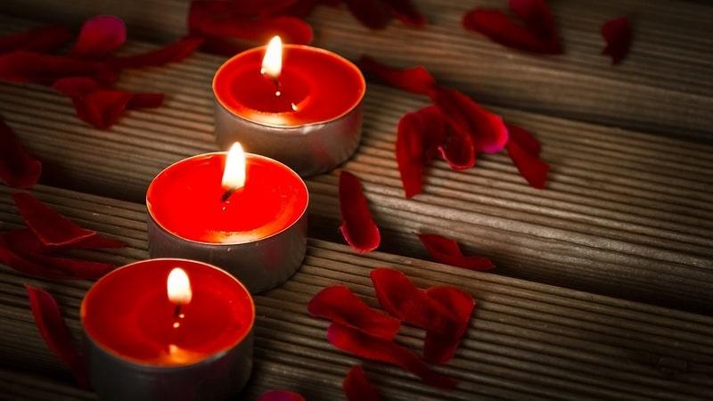 Come creare l'atmosfera giusta a San Valentino