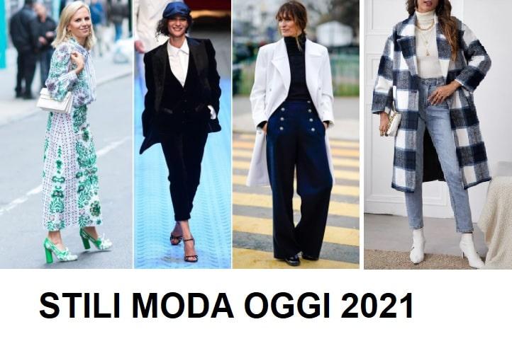 Guida stili moda 2021: come capire il proprio stile
