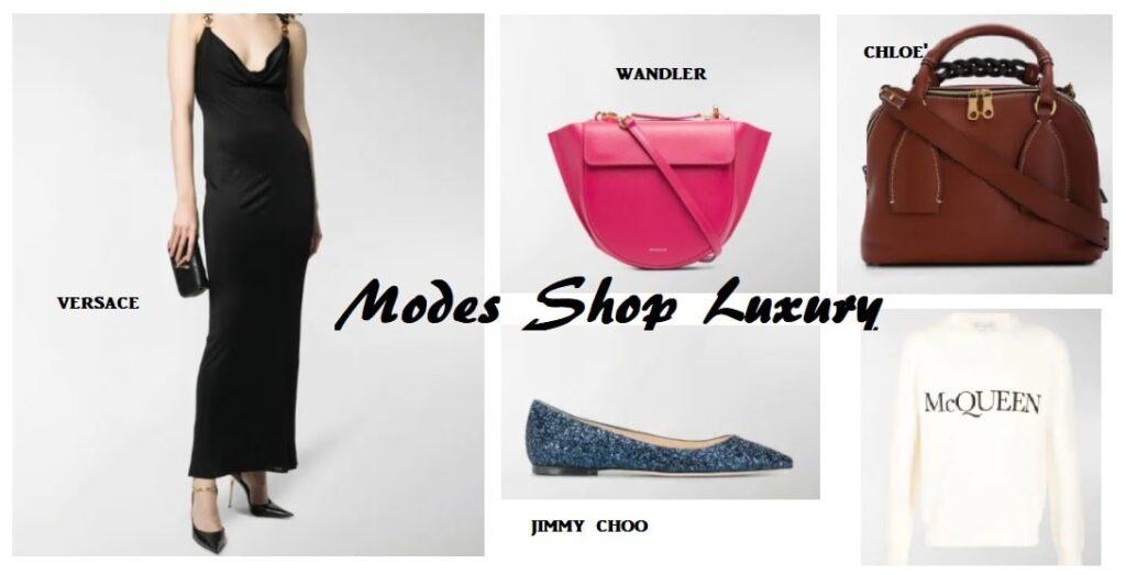 MODES di Leonardo Carpinteri: luxury brand donna, uomo e bambini