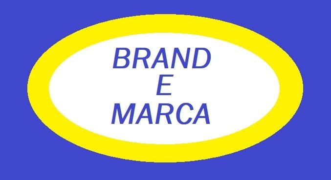 Brand significato marca: differenze