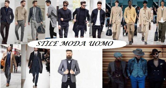 Stili moda uomo e stile abbigliamento maschile