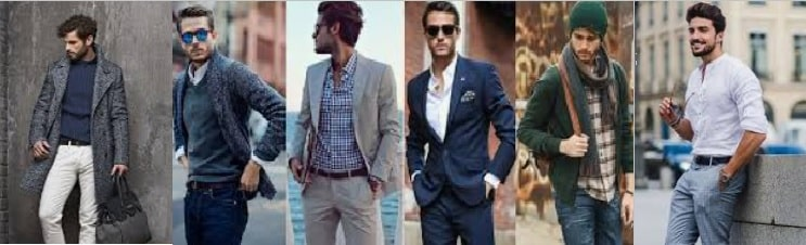 stile casual uomo