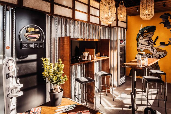 Giapponese food: Ramen Bar Komorebi a Ostia