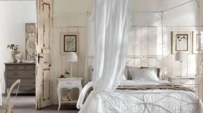 Camera da letto shabby chic perfetta come fare?
