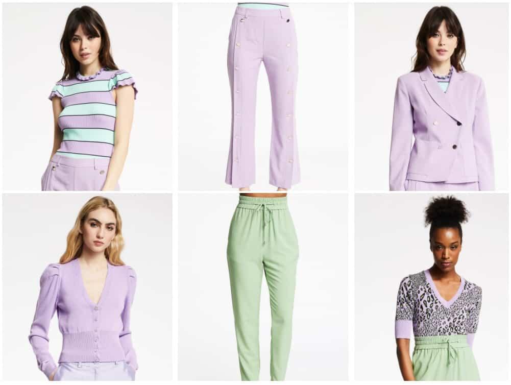 Denny Rose tutti i colori moda primavera estate