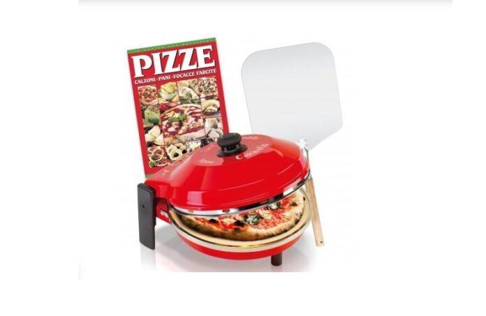 Pizza in casa forno pizza Spice caliente