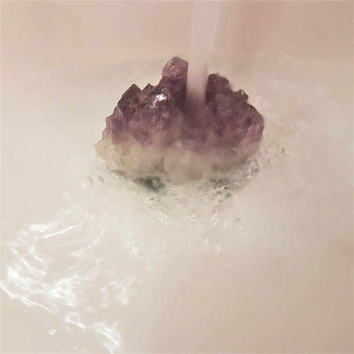 Cristalli pulizia e ricarica come fare