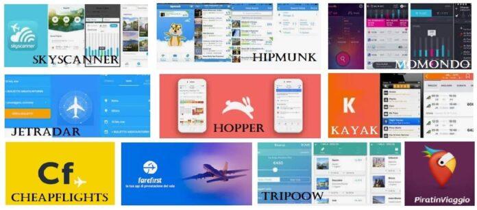 10 migliori app per prenotare voli a prezzo basso