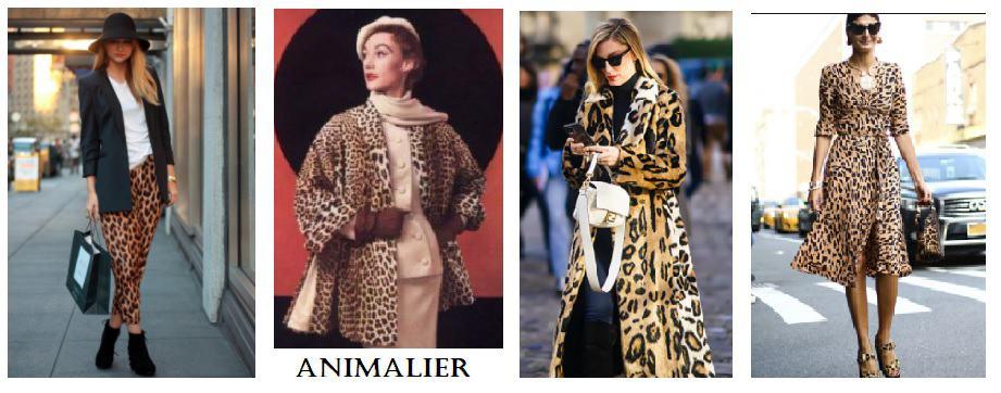 Lo stile animalier approda nell'alta moda