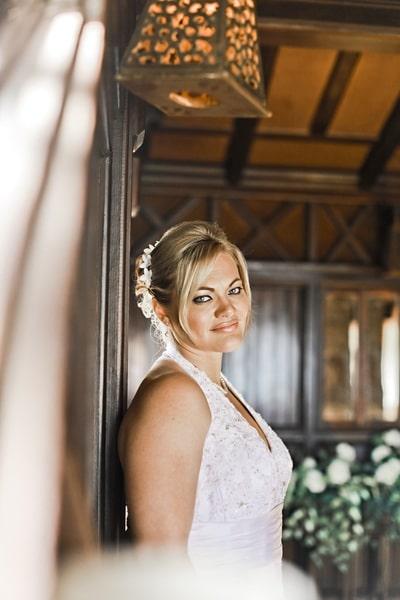 Sposa bionda o castana chiara e rossa  il make up e i colori