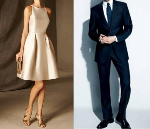 Dress code Black Tie Optional
