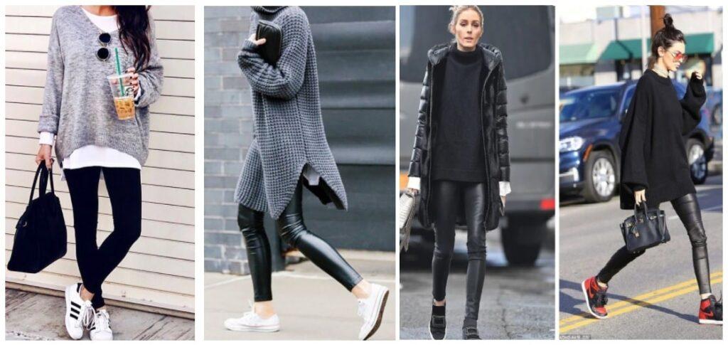 Come indossare i leggings idee