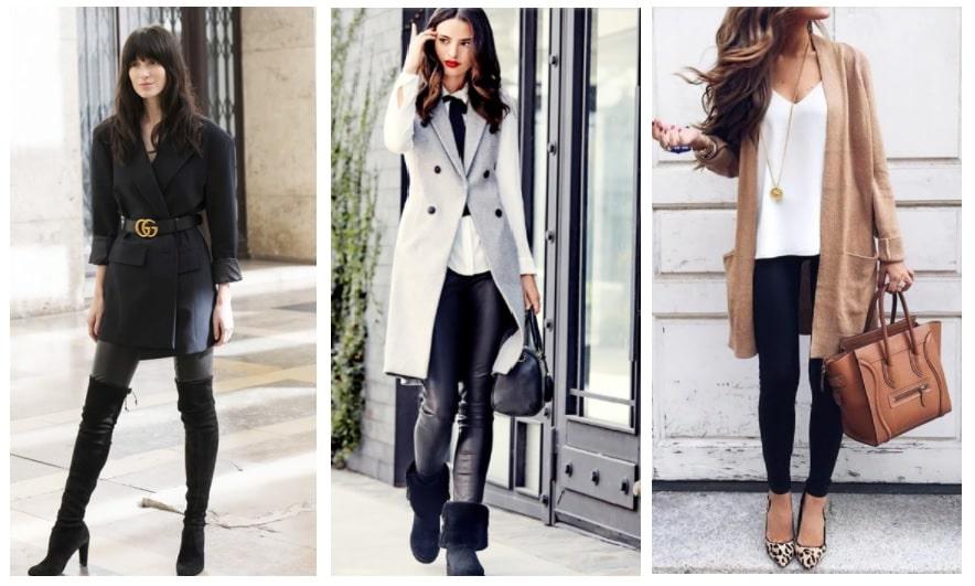 Legging vestire con eleganza si può?
