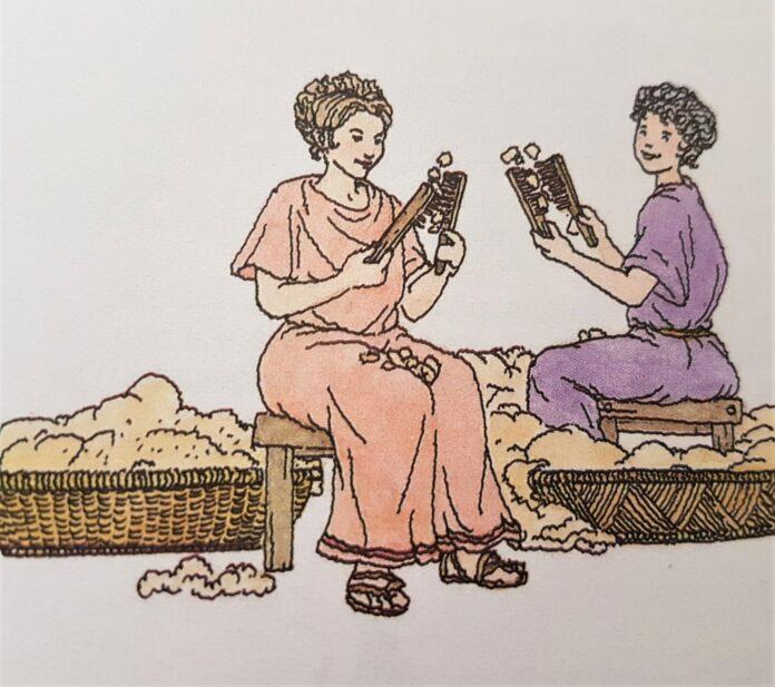 Lana, dalla pecora al tessuto: tosatura e cardatura dall'antichità ad oggi