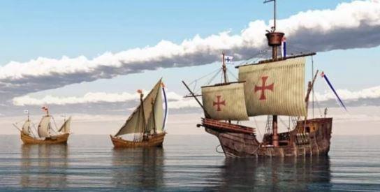 Le tre Caravelle di Cristoforo Colombo