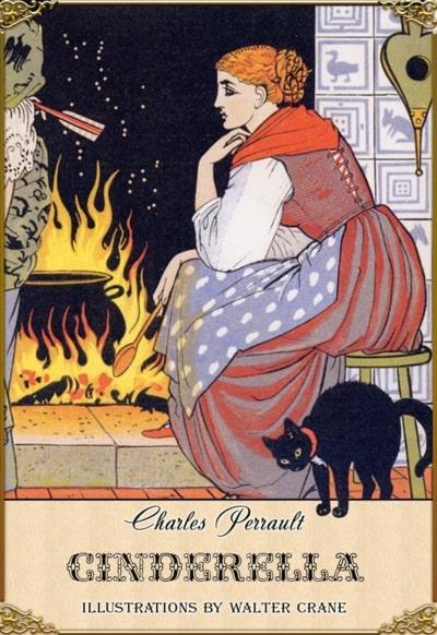 Cinderella di Charles Perrault