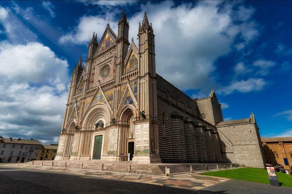 Orvieto città del gusto e dell'arte: chef stellati e ristoranti tipici - Duomo di Orvieto